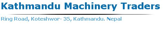 Kathmandu Machinery Traders